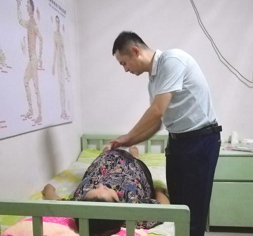 五绝指针疗法能给孕妇排结石吗