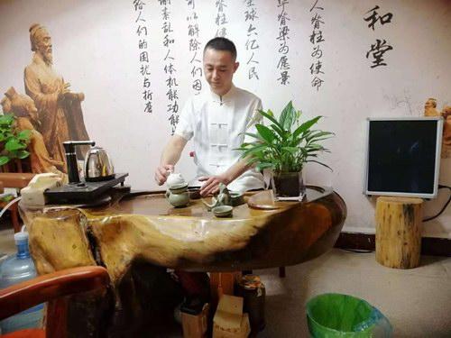 张剑锋受邀参加《为中医代言》节目录制
